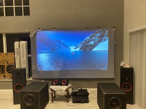 ALR Projector Screen Material for Sale in Orlando, FL
