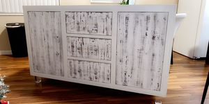 Light wood credenza/dresser for Sale in Santa Clara, CA