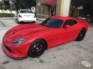 2017 Dodge Viper GTC for Sale in Miami, FL