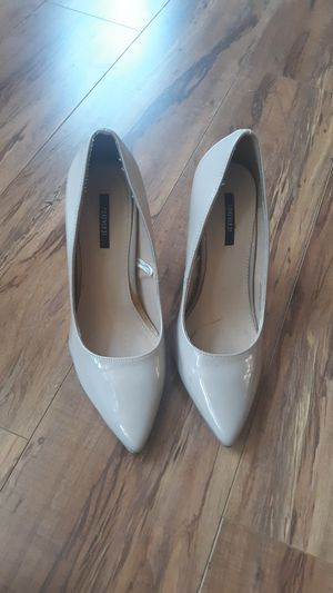 Nude heels size 7.5 for Sale in Hayward, CA