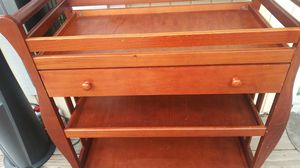 Solid Wood Baby Diaper/Clothes Change Drawer for Sale in Houston, TX