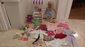 American girl doll and lots of accessories for Sale in Corona, CA