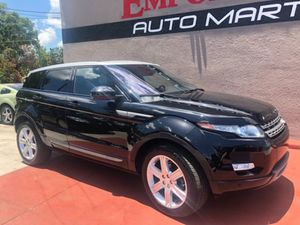 2014 Land Rover Range Rover Evoque for Sale in Tampa, FL