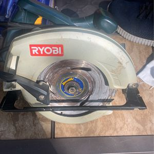 RYOBI Electric Saw for Sale in Winter Haven, FL