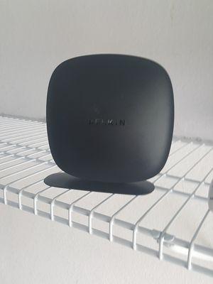 Belkin N wireless router for Sale in Ocala, FL