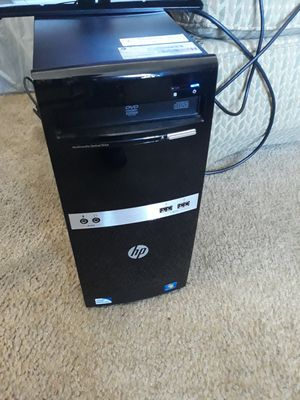 Hp desktop computer no monitor for Sale in Greenville, SC