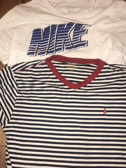 Nike And Polo Shirt for Sale in Indianapolis,  IN