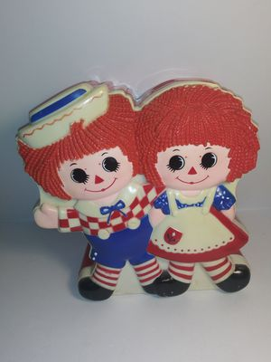 Raggedy Ann and Andy Electronic Bank for Sale in Dewey, AZ