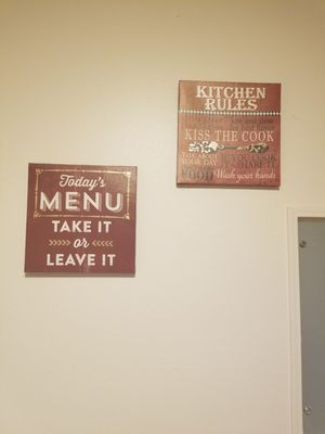 Kitchen wall picture for Sale in Boston, MA