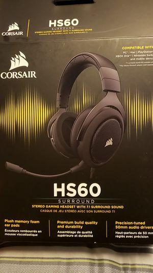 Corsair HS60 headset for Sale in Loxahatchee, FL