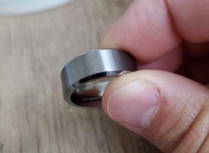 Never worn tungsten ring for Sale in Chula Vista, CA