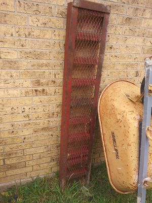 Utility trailer ramp for Sale in Mesquite, TX
