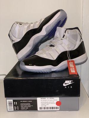 Jordan 11 concord for Sale in Annandale, VA