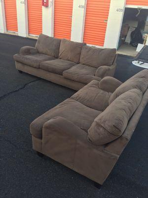 Loveseat and sofa for Sale in Philadelphia, PA
