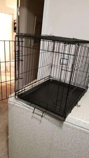 Metal dog crate for Sale in Salem, VA