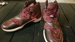 Lebron XIII Mulberry - Size 12 for Sale in MD, US