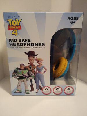 Toys Story Headphones safe for kids for Sale in Pasadena, CA