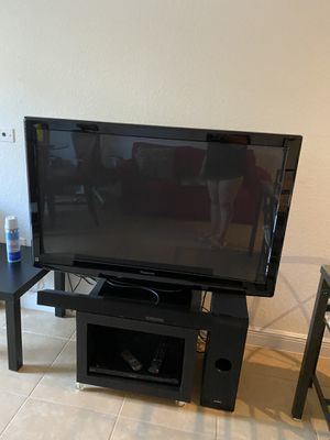 Tv Panasonic 50 inches for Sale in Pembroke Pines, FL