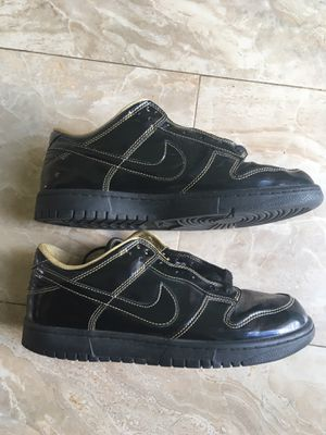 Nike Dunk woman's black patent leather for Sale in Spring Valley, CA