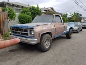 78 GMC Sierra Classic for Sale in Simi Valley, CA