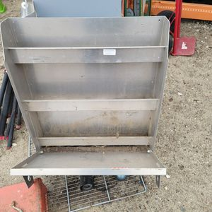 Aluminum Trailer Work Stations for Sale in Fontana, CA