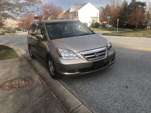 2007 Honda Odyssey Touring 8 passanger for Sale in Silver Spring, MD