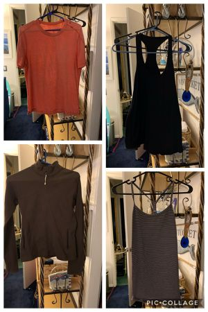 Lululemon lot of 4 size 6 for Sale in Laguna Hills, CA