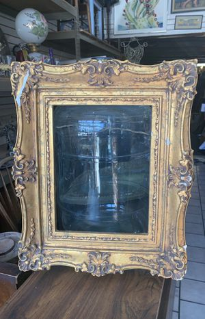 Gold French Baroque Style Frame, Antique Vintage for Sale in Commerce, CA