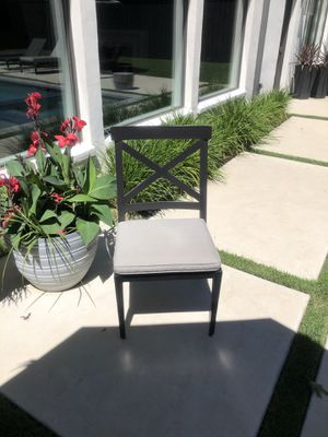 Outdoor Furniture - Patio dining chairs (set of 5) for Sale in Dallas, TX