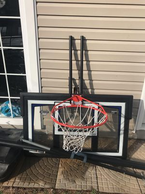 Lifetime 50 inch basketball hoop for Sale in Stickney, IL