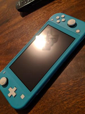 Nintendo switch lite. No issues. Looks flawless. TRADE or cash. for Sale in Phoenix, AZ