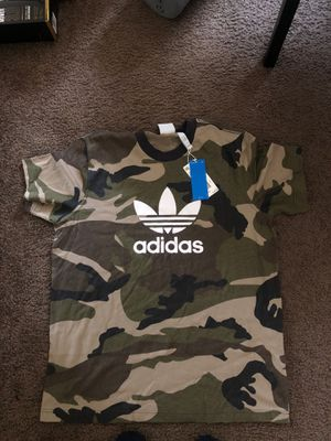 Adidas camo shirt for Sale in Havertown, PA