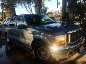 2000 Ford Excursion XLT for Sale in West Covina, CA
