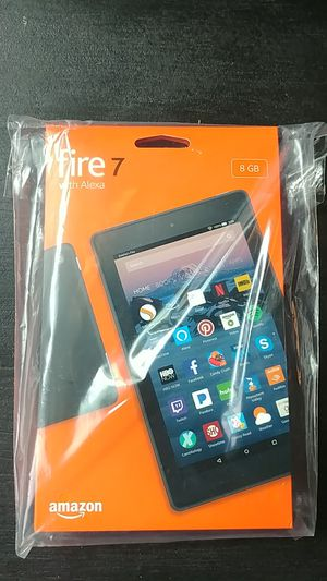 Amazon Fire 7 Tablet- Completely Unopened for Sale in Portland, OR