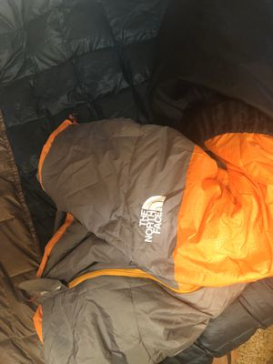 The Northface Dolomite 40 Long Sleeping Bag for Sale in San Diego, CA