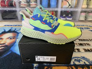Adidas ZX4000 4d easy mint size 12 for Sale in Windermere, FL
