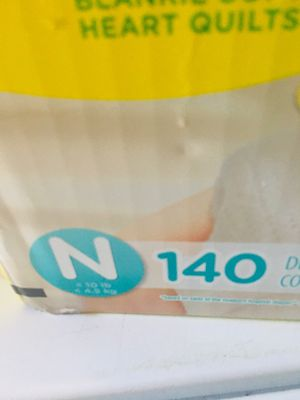 Newborn diapers and wipes for Sale in Fort Worth, TX