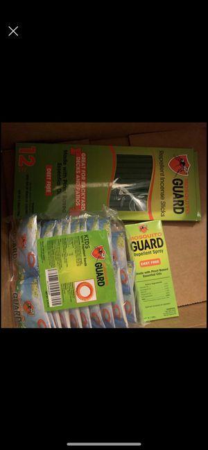 Mosquito guard bundle for Sale in Abilene, TX
