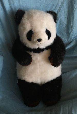 Vintage 1977 Star and Sun Panda Bear Plush Fun and Fancy for Sale in Tigard, OR