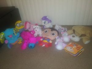 Plush toys for Sale in Fontana, CA