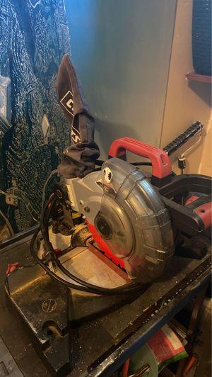 Craftsman drop saw for Sale in Rialto, CA