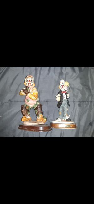 2 Clown Collectibles for Sale in Martinsburg, WV