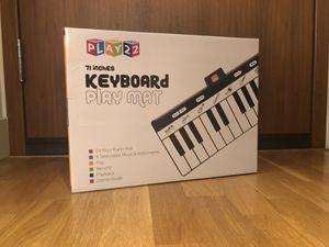 "Keyboard Playmat 71"" - 24 keys Piano Playback for Sale in San Francisco, CA"