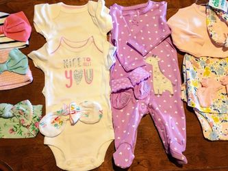 Newborn Girl Clothing for Sale in Anaheim,  CA