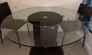 GLASS TABLE for Sale in Martinez, CA
