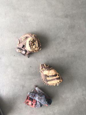Baseball gloves for Sale in Surprise, AZ