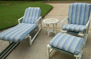 Patio Furniture, Antique Sign, Table, Cart, Pool Ladders for Sale in Miami, FL