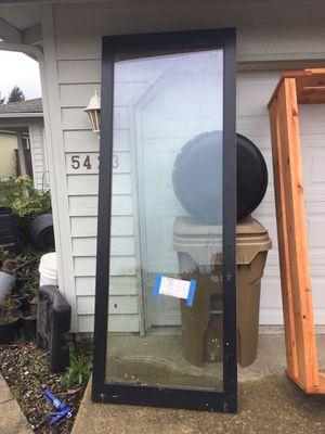 Sierra Pacific Aluminum Clad Fir interior door for Sale in Tacoma, WA