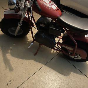 Coleman Mini bike CT200U-EX for Sale in Riverside, CA