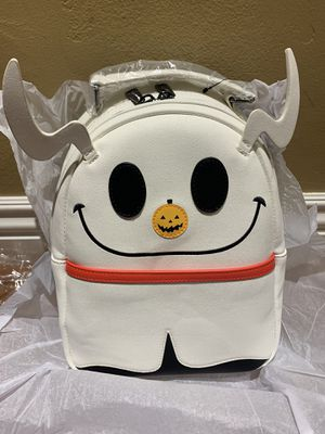 Loungefly Nightmare Before Christmas Zero with Light Up Nose Mini Back Pack New with Tags for Sale in Buena Park, CA